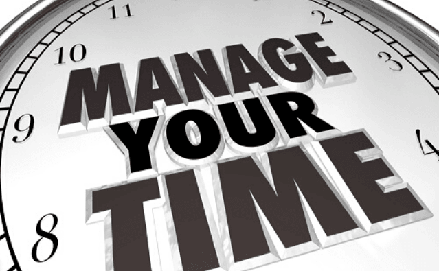 Featured Images - Time Management. Manage Your Time