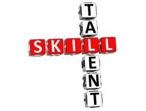 Skills and talent