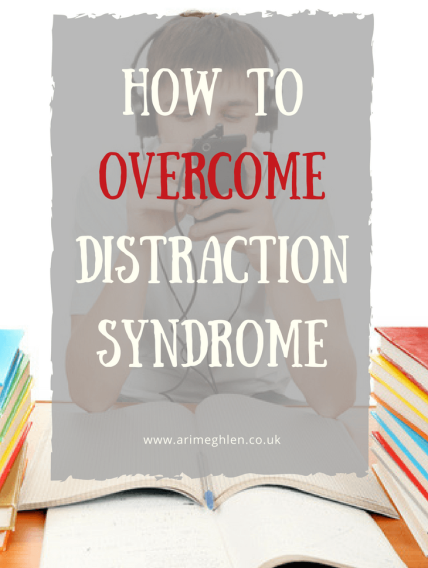 banner how to overcome distraction syndrome