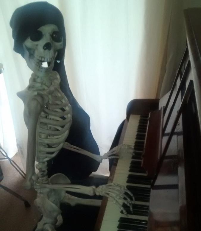 Berts piano