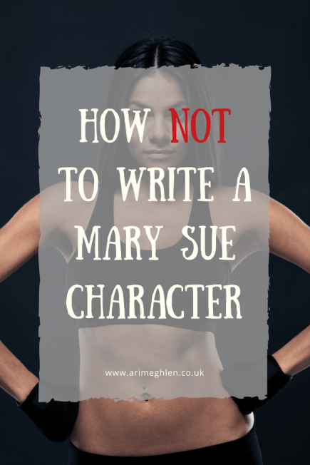 Banner how not to write a mary sue character.
