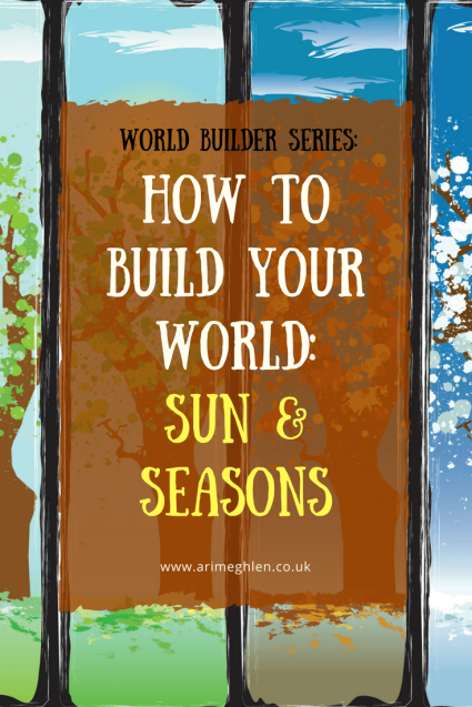 Banner world builder series: how to build your world: Sun and Seasons.