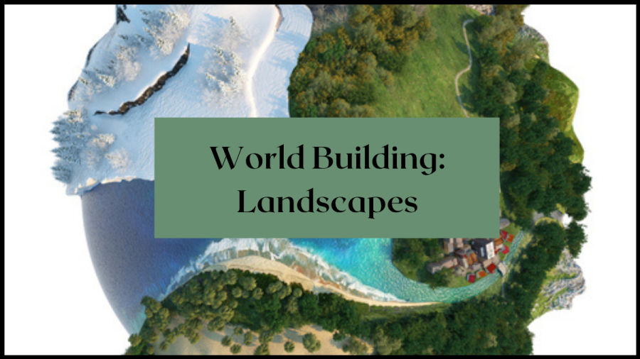 World Building: Landscapes. World Builder. Image of 3D vector world - from Deposit Photos.