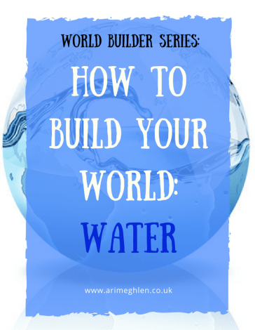 banner world builder series: how to build your world: water