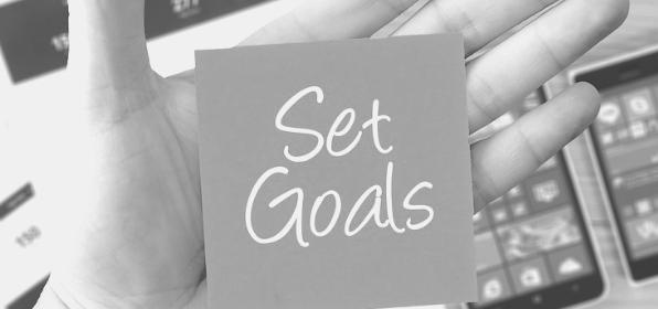 Featured Images - Set Goals