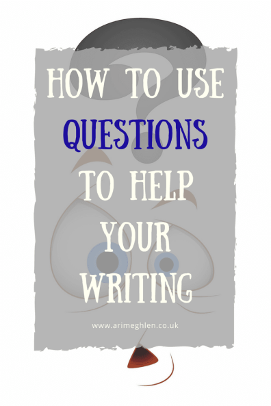 banner how to use questions to help your writing