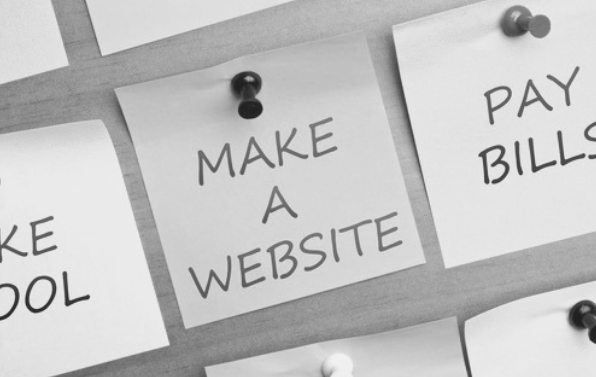 Featured Image - Make a Website. Image from Pixabay