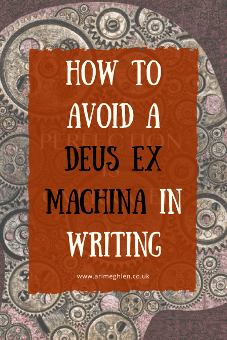 Banner how to avoid a deus ex machina in writing