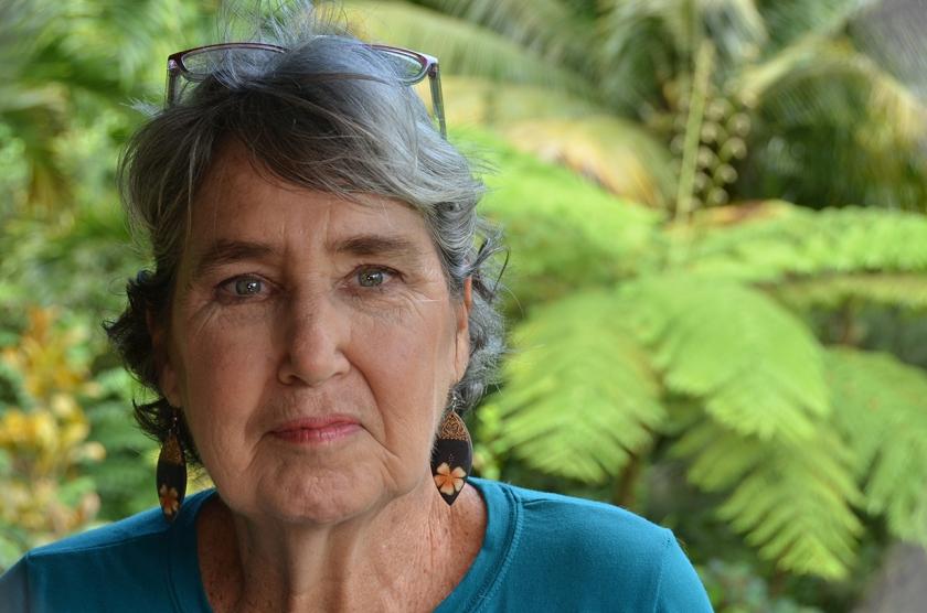 Photo of author Kristine Simelda