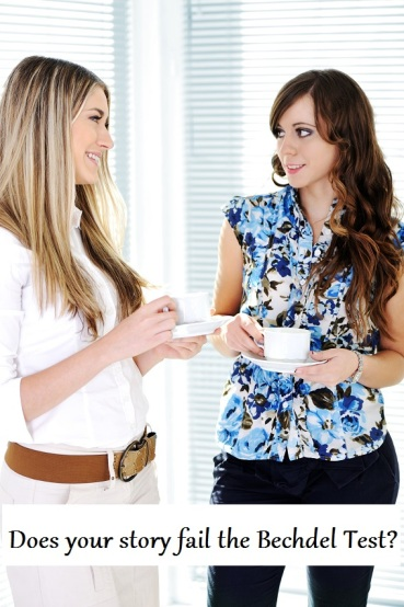 Two Business women enjoying a cup of coffee and smiling
