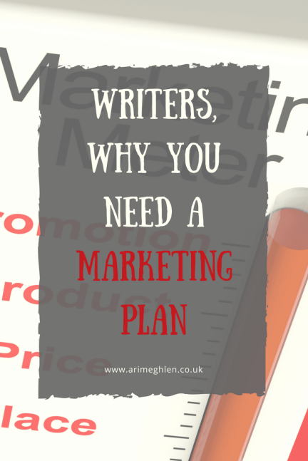Banner writers, why you need a marketing plan.