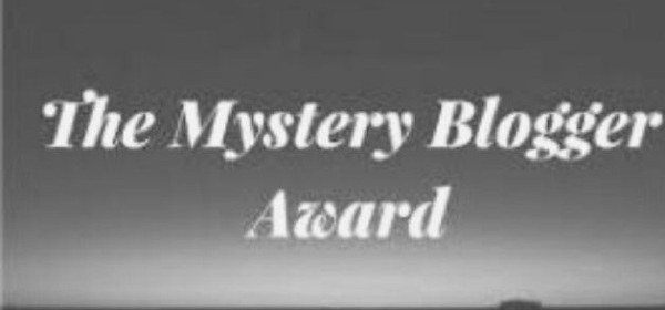 Featured Image - The Mystery Blogger Award