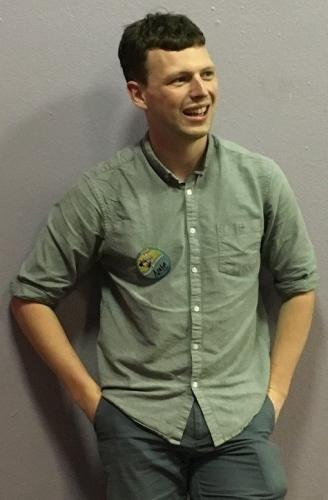 Photo of author Nate Johnson