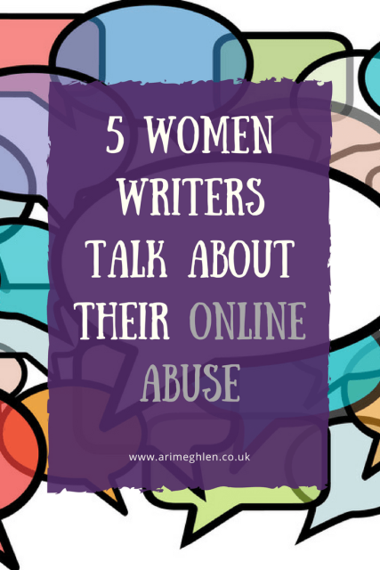 banner 5 women writers talk about their online abuse
