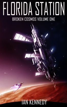 Florida Station - Broken Cosmos Volume 1 - cover art-CP