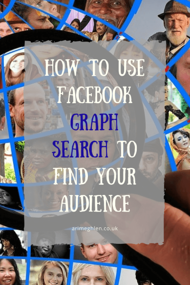 Banner how to use Facebook Graph Search to find your audience
