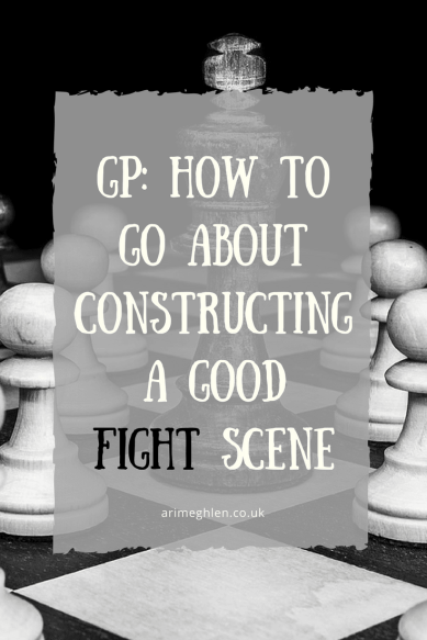 Banner image - Guest Post: How to go about constructing a good fight scene for your novel