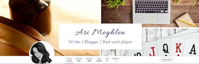 Ari Meghlen's Twitter banner