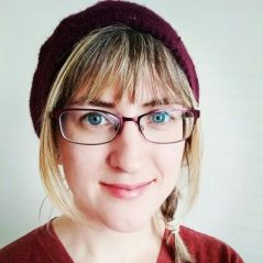 Photo of Author Rachel Walton