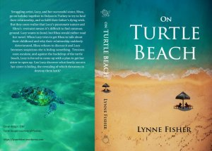On Turle Beach book cover, by Lynne Fisher