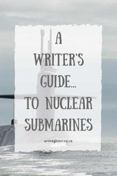 A Writer's guide to nuclear submarines. Image: Submarine