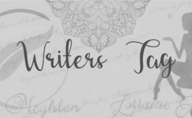 Featured Images - Writers Tag created by Lorraine Ambers and Ari Meghlen.