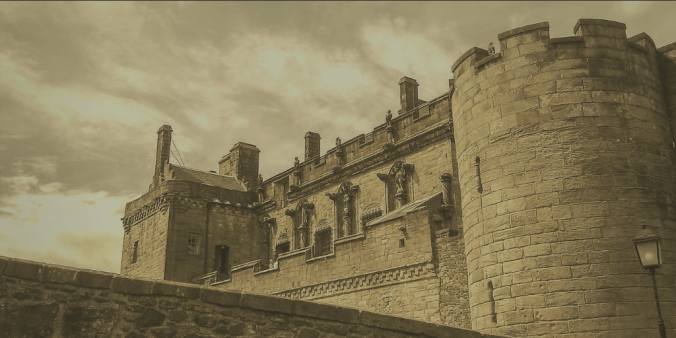 Photo of Stirling Castle in Scotland