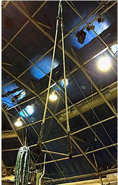 Trapeze rigging