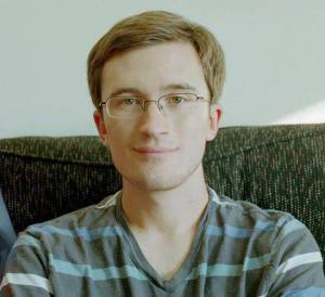 Writer Kyle Robertson