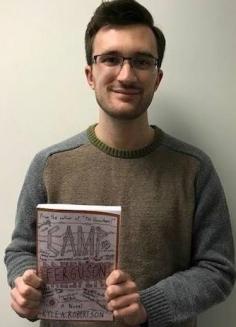 Author Kyle Robertson