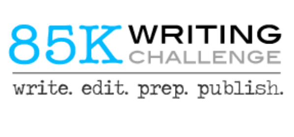 Featured Images - 85K Writing Challenge. Write. Edit. Prep. Publish