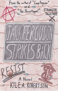 Book Jack Ferguson Strikes Back by Kyle Robertson