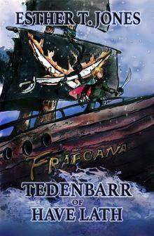 Book cover - Tedenbarr of