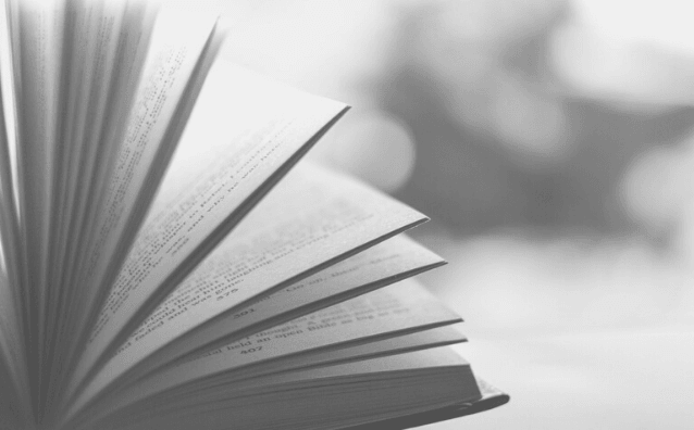 Featured Image - A book with its pages opened