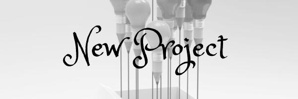 New Project header. Image: Lightbulb balloons