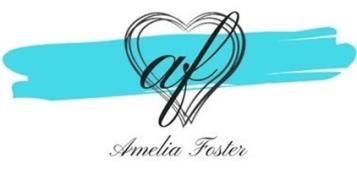 Writer Amelia Foster logo