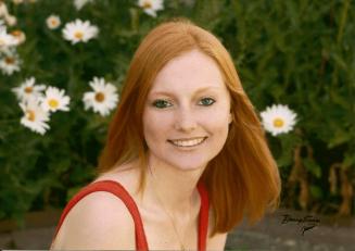 Author Samantha Rudy