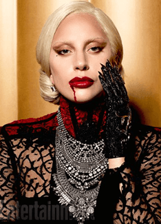 Image of Lady Gaga playing The Countess in American Horror Story: Hotel