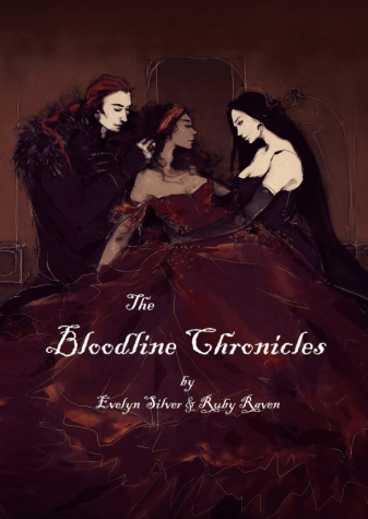 Book cover The Bloodline Chronicles by Evelyn Silver and Ruby Raven