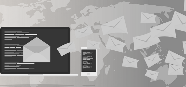 Featured Image - Email Organisation. Image from Pixabay