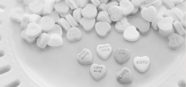 Featured Image for Writing Polyamorous characters in romance. Image from Pixabay. love hearts, romance, polyamorous characters