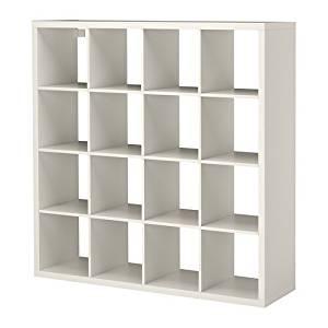 IKEA Kallax cube unit 4 x 4 cubes