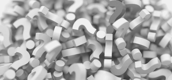 Featured Images - Pile of question marks. Image from Pixabay