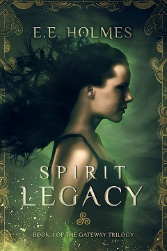 Book Spirit Legacy by E E Holmes