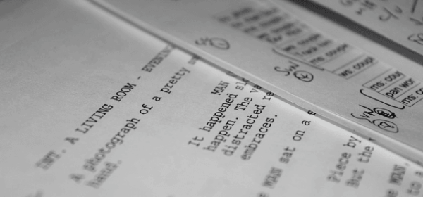 Featured Images - Screenplay script