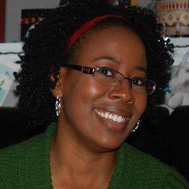 Headshot of Writer Renayle Fink