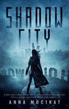 Book cover of Shadow City by Anna Mocikat
