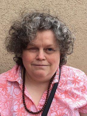 Author Ann Harrison-Barnes headshot