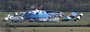 Circus Tent, Circus Big Top