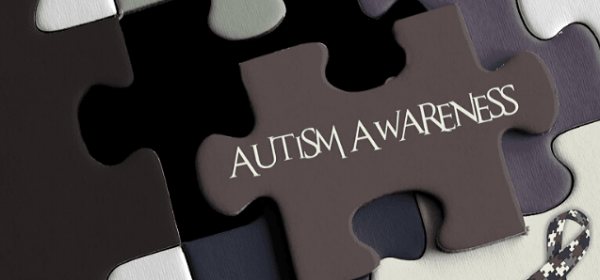 Featured Image - Autism Awareness. Writing Autistic Characters. Diversity in writing. Sensitivity writing.